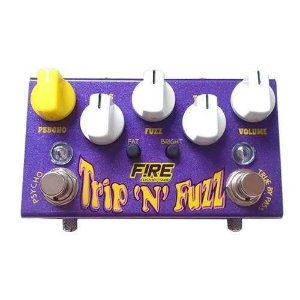 Pedal Fire Trip N Fuzz