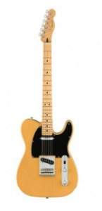 Guitarra  Fender Telecaster Player B. Blonde 550 México