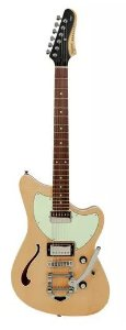 Guitarra Tagima Jet Blues Deluxe Natural Satin