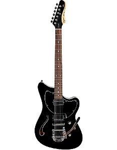 Guitarra Tagima Jet Blues Deluxe Preto Metálico