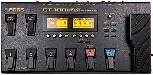 Pedaleira Boss GT 100