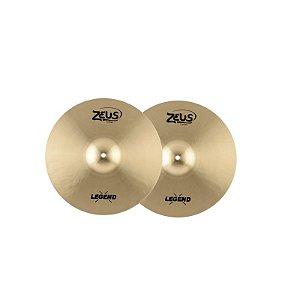 Prato Zeus Hi Hat Legend  ZLHH13 13''