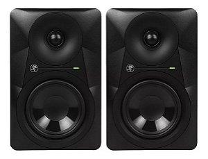 Monitor Áudio Studio Mackie Mr524 Ativo Bi Ampli 5'' 50w Par