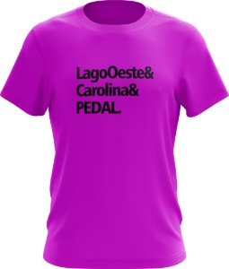 Camisa Lago Oeste Bike
