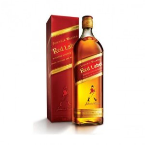 Whisky Johnnie Walker Red Label - 1L