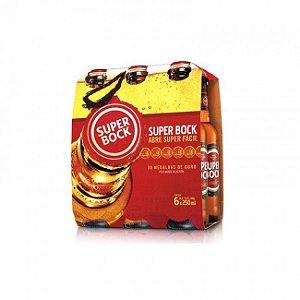 Super com 6 Cervejas Bock Mini - 250ml