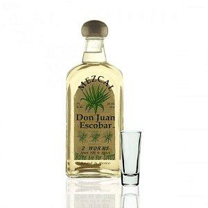 Tequila Don Juan Escobar Mezcal 700 ml (Brinde: Copinho de vidro)