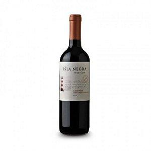 Vinho Tinto Isla Negra West Bay Carmenère - Cabernet Sauvignon - 750ml