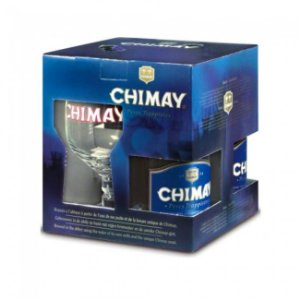 Cerveja Chimay Blue 3 Garrafas 330 ml