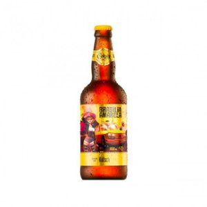 Cerveja Suinga Brasilia Amarela Tipo Kolsch 500ml