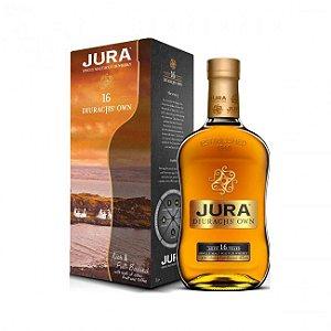 Whisky Jura 16 Anos Single Malt - 700 ml