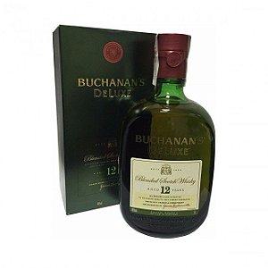 Whisky Buchanan's De Luxe 12 Anos - 1 Litro