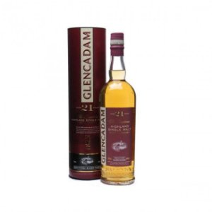 Whisky Single Malte Glencadam 21 anos - 700ml