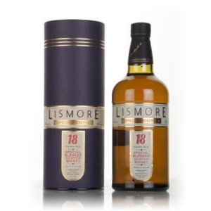 Whisky Lismore Scotch Single Reserve 18 - 750ml