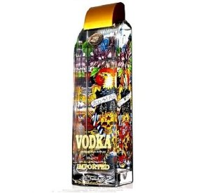 Vodka Ed Hardy 1 L