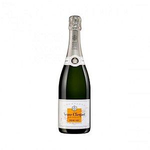 Champagne Veuve Clicquot Demi - Sec 750 ml