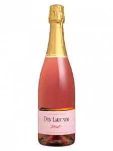 Espumante Don Laurindo Brut Rosé 750ml