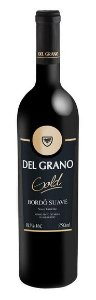 Vinho Tinto de Mesa Bordô Suave Del Grano Gold  750 ml