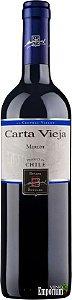 VINHO TINTO CARTA VIEJA CLÁSICO MERLOT 750 ml