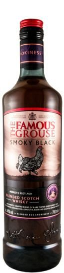 The Famouse Grouse Smoky Black 1,0 Litro