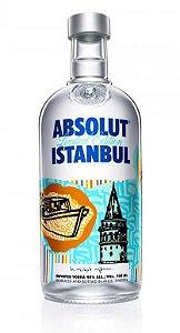Vodka Absolut Istanbul - Edição Limitada 750ml