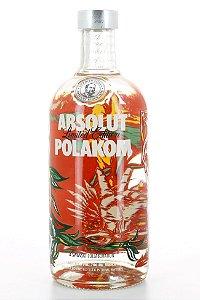 Vodka Absolut POLAKOM - Edição Limitada Polônia 750ml
