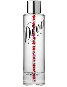 Vodka Diva Amelie 700 ml