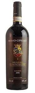 Bueno-Cipresso Brunello di Montalcino 2004 Riserva