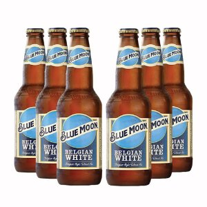 Pack com Cerveja Blue Moon White 355ml