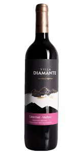 Vinho Villa Diamante Cabernet Malbec -  750ml