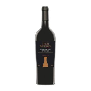 Vinho Torre Romanica Montepulciano D'Abruzzo  D.O.C Premium - 750ml