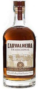 Cachaça Carvalheira Tradicional Extra Premium - 750ml