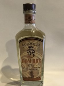 Cachaça Dom Bré Amburana - 700 mL