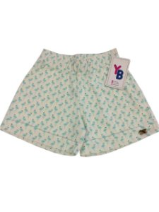 Shorts Infantil Flamingo YB