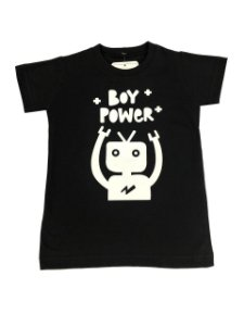 Camiseta Infantil Boy Power