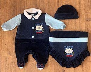 Kit Maternidade Menino Lion