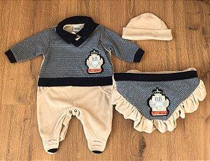 Kit Maternidade Menino BB Company