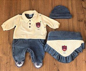 Kit Maternidade Menino 63 BB Baby