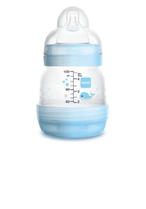 Mamadeira MAM Easy Start 130ml 0m+ Azul