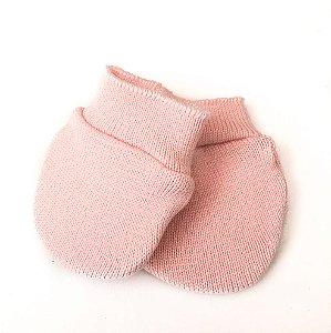 Luva para Bebê Rosa