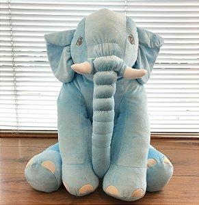 Almofada Elefante Azul 60 cm