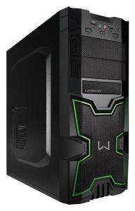 WARRIOR GAMER GABINETE GA154 S/ FONTE