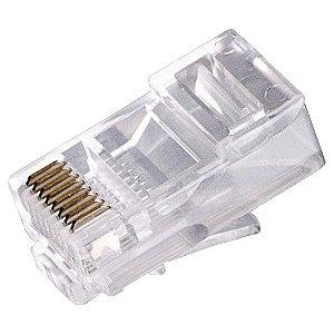 CONECTOR RJ45 UTP CAT6 8P8C MYMAX