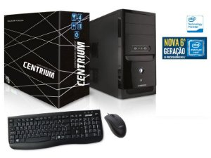 COMPUTADOR INTEL CENTRIUM THINLINE 4400 INTEL PENTIUM G4400 3.3GHZ 4GB DDR4 500GB LINUX