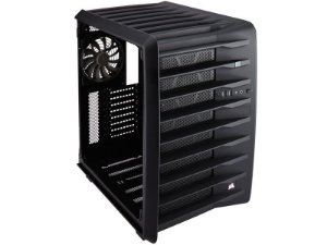 GABINETE GAMER CORSAIR CC-9011096-WW CARBIDE SERIES AIR 740 ATX PRETO