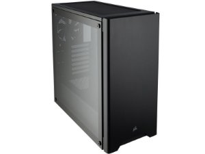 GABINETE GAMER CORSAIR CC-9011132-WW CARBIDE 275R PRETO LATERAL VIDRO TEMPERADO
