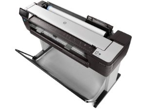 "Multifuncional Plotter HP DesignJet T830 36"" - F9A30A#B1K"
