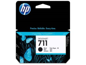 Cartucho de tinta HP 711 Preto PLUK 38ml - CZ129AB
