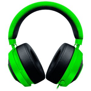 RAZER KRAKEN PRO V2 GREEN COM MIC ( PS4, PC e MAC )