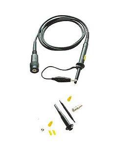 Ponta p/Osciloscópio 300Mhz 10:1/1:1 - Minipa LF-300
